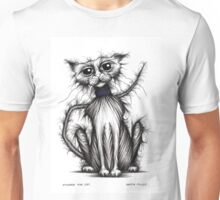 Stinker the cat Unisex T-Shirt