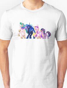 Princess Rally 3 Unisex T-Shirt