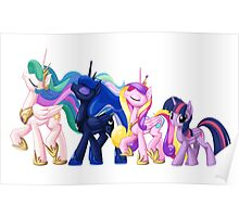 Princess Rally 3 Poster