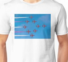 Red Arrows Typhoon Unisex T-Shirt