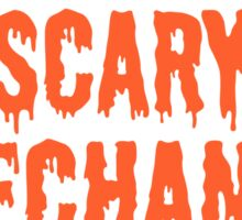 Scary Mechanic Costume Sticker