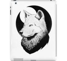 Inkpen Wolf iPad Case/Skin