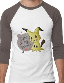 MIMIKYU LOVE Men's Baseball ¾ T-Shirt