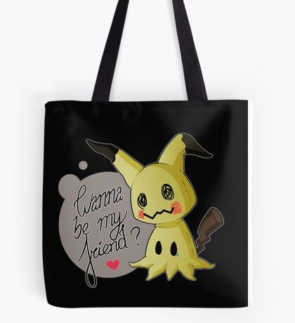 MIMIKYU LOVE Tote Bag