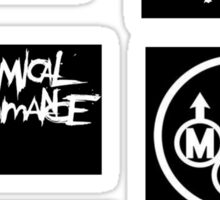 My Chemical Romance Sticker Pack Sticker
