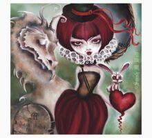 Dragon Lady - Graveyard Grenda & Dragon Baby Tee
