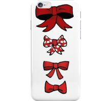 4 Bows iPhone Case/Skin