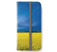 Golden Canola iPhone Wallet/Case/Skin