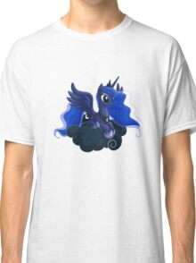 Luna on a Cloud Classic T-Shirt