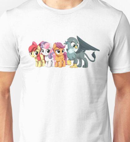CMC and Gabby Unisex T-Shirt