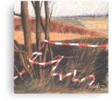 windzeichen Canvas Print