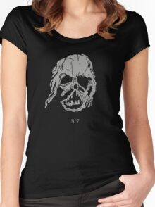 The Force Awakens Women's Fitted Scoop T-Shirt