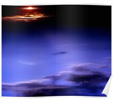 Ethereal Sunset  Poster