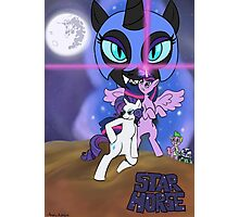 Star Horse Photographic Print