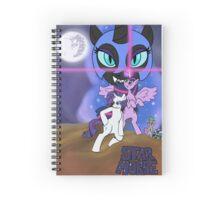 Star Horse Spiral Notebook