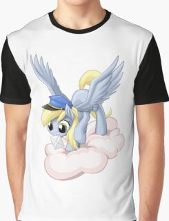Derpy Special Delivery Graphic T-Shirt