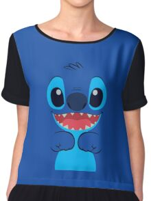 Lilo and Stitch Chiffon Top