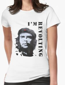 REVOLTING Womens Fitted T-Shirt