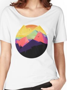 Oh the mountains Women's Relaxed Fit T-Shirt