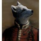 fancy fox by yvonne willemsen