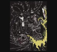 A Deluge of Plague and Stardust T-Shirt