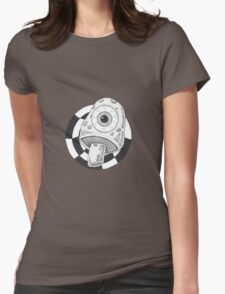 Fungi Womens Fitted T-Shirt