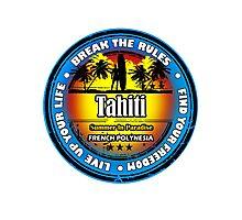 Good Time In Tahiti Photographic Print