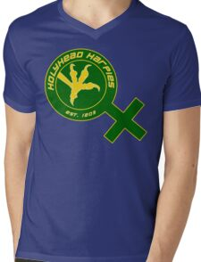 Holyhead Harpies Mens V-Neck T-Shirt