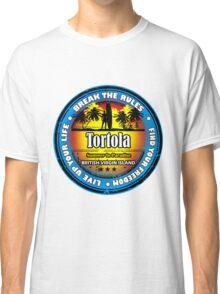 Sexy Beach...Tortola Classic T-Shirt