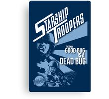 Starship Troopers Canvas Print