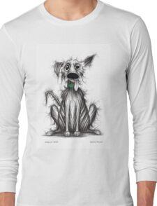 Smelly dog Long Sleeve T-Shirt