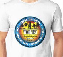 Waikiki ...why Not Unisex T-Shirt