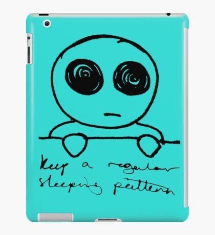 SLEEPMAN iPad Case/Skin