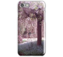 Weeping Cherry Blossom Yengo Mt Wilson iPhone Case/Skin
