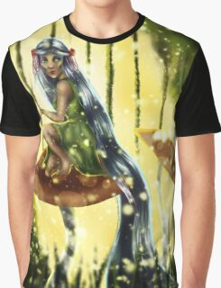 Forest Elf Graphic T-Shirt
