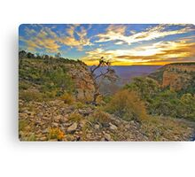 """Grand Morning"" Canvas Print"