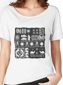 Safari Traditional Women's Relaxed Fit T-Shirt