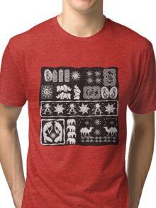 Safari Traditional Tri-blend T-Shirt