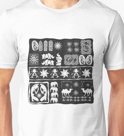 Safari Traditional Unisex T-Shirt