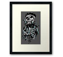 Death at Sea Framed Print