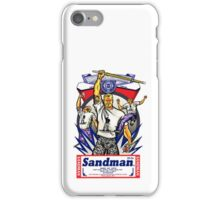 ECW The Sandman T - Shirt iPhone Case/Skin