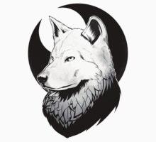 Inkpen Wolf Baby Tee