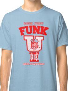 "Terry Funk - ""FUNK U"" t shirt Classic T-Shirt"