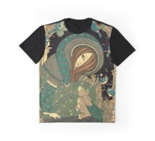 Jackalope Garden Graphic T-Shirt