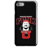 "Terry Funk T - Shirt ""Funk U"" v2 iPhone Case/Skin"