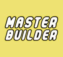 MASTER BUILDER Kids Tee