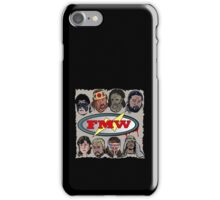 FMW Tribute - Terry Funk, Sabu, Hayabusa, Onita + more iPhone Case/Skin