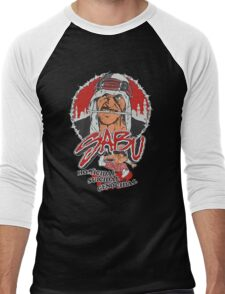 ECW -  Sabu T shirt Men's Baseball ¾ T-Shirt