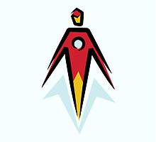 Ironman Logo by TheFrisby