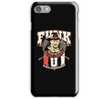 Terry Funk T - Shirt iPhone Case/Skin